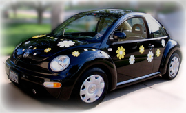 Is it too late to ask Santa for a VW Beetle?