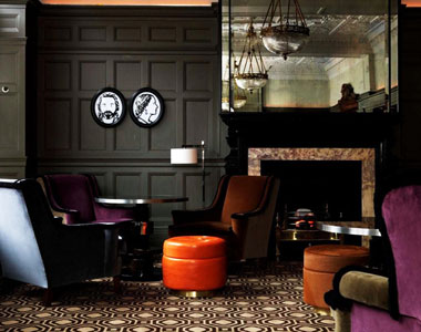 A little bit of Luxury….The Connaught Hotel