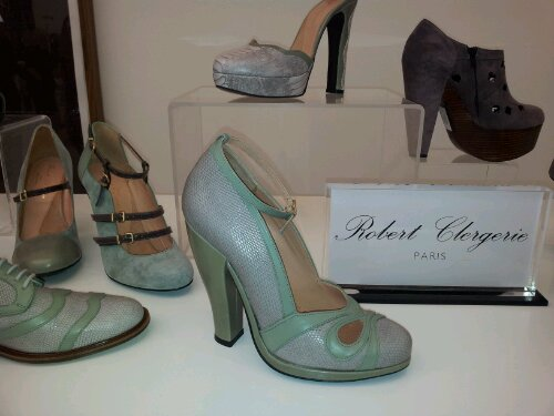 Beautiful shoes by Robert Clergerie