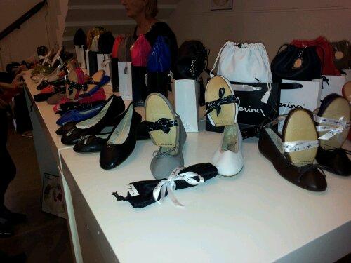 Bagllerina Shoes