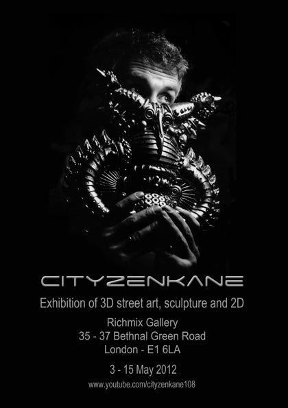 Cityzenkane Richmix May Third Final Flyer A5
