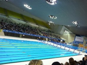 Olympic Aquatic Centre