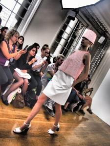 Eudon Choi At London fashion Week