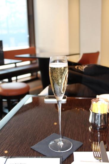 Afternoon Tea at the Met Hotel - Park Lane 002