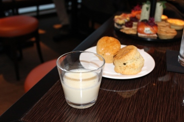 Afternoon Tea at the Met Hotel - Park Lane 007