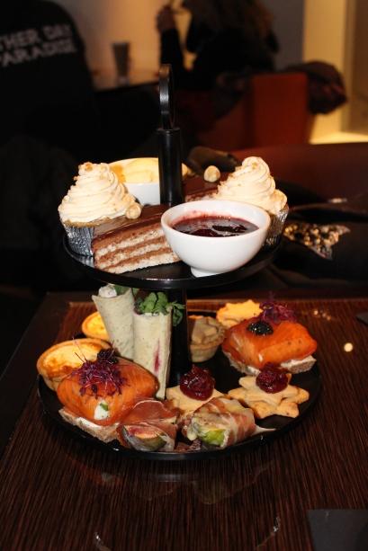 Afternoon Tea at the Met Hotel - Park Lane 009
