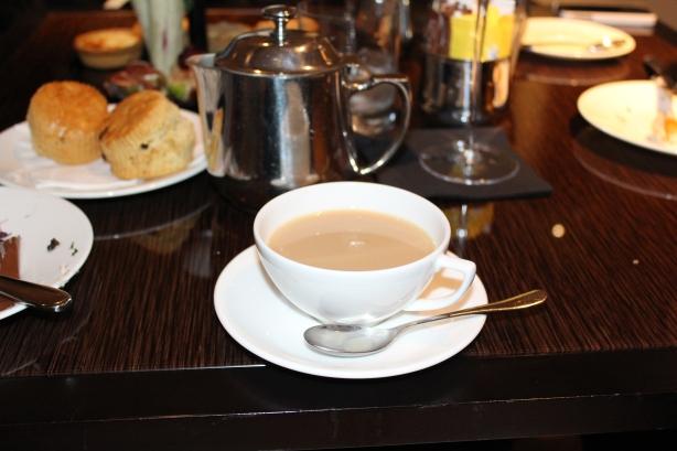 Afternoon Tea at the Met Hotel - Park Lane 012