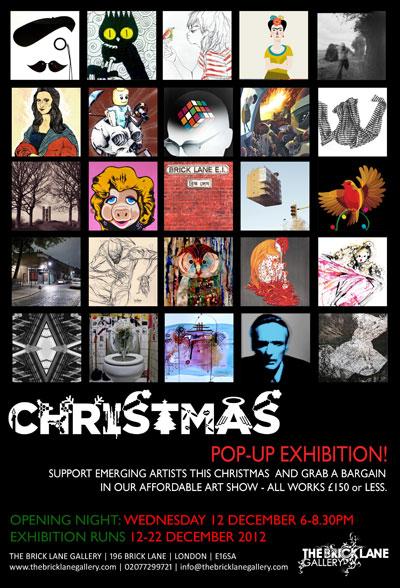 Christmas Pop Up Show