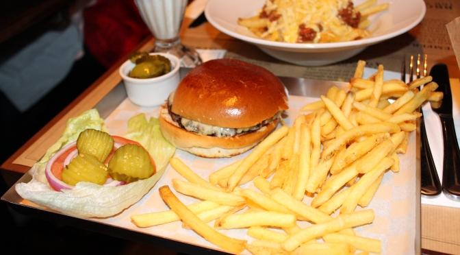 BRGR.Co, Burger Restaurant Soho, London – Review