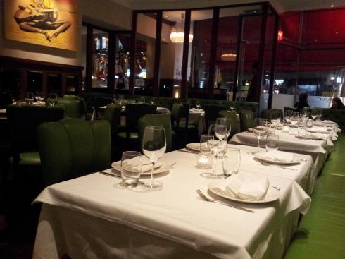 Primo London Restaurant