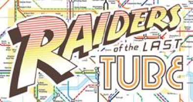 Raiders Of The Last Tube logo