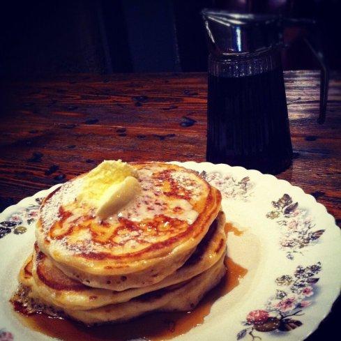 Electric Diner - Pancakes