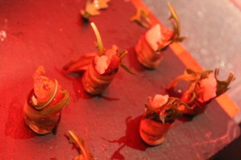aubergine-canapes