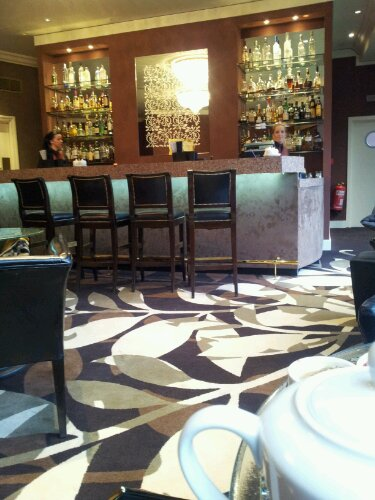 Sheraton Park Towers Bar