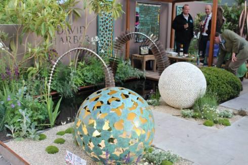 David Barber garden