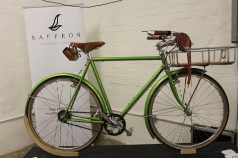 saffron bicycles