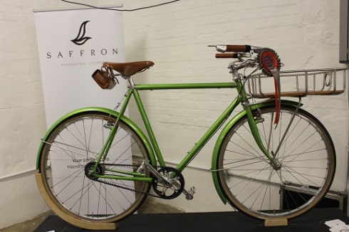 saffron bicycles