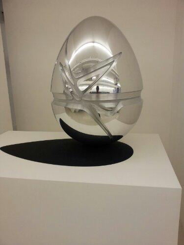 Zaha Hadid's Fabergé Egg