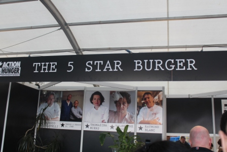 5star burger-taste-of-london-2013