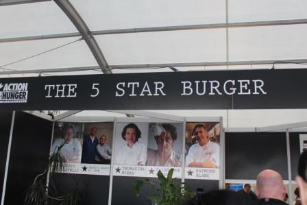 5star burger-taste-of-london-2013