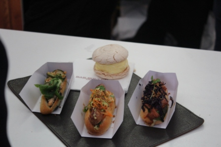 HotDogs from Bar Boulud