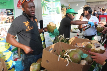 fresh-coconut-water-taste-of-london-2013