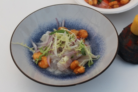 Some ceviche from Lima