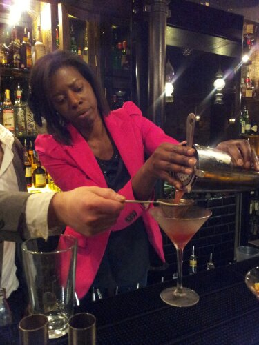 Learning to make Cocktails at Dirty Martini