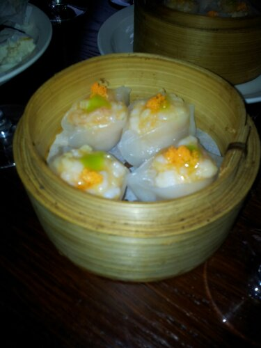 Wasabi King Prawn Dumplings