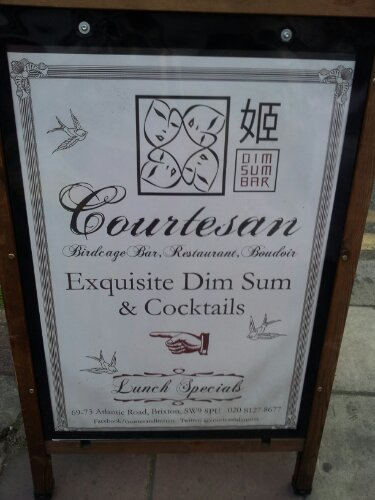 The Courtesan - Brixton