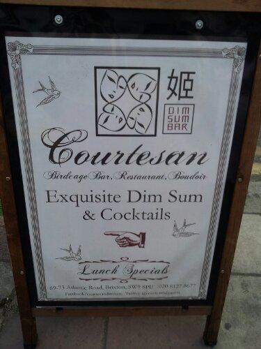 The Courtesan - Brixton