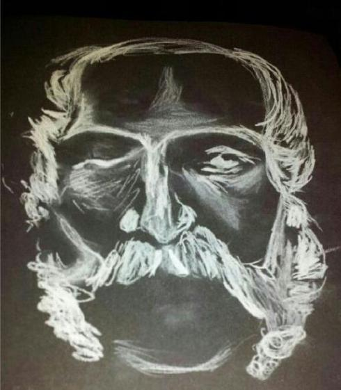 drawing by lankygirl