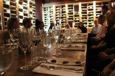 Othe guests at Gaucho