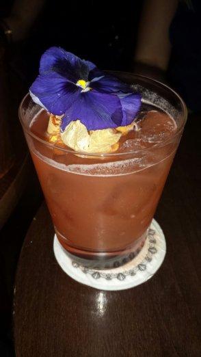 Nightjar cocktail