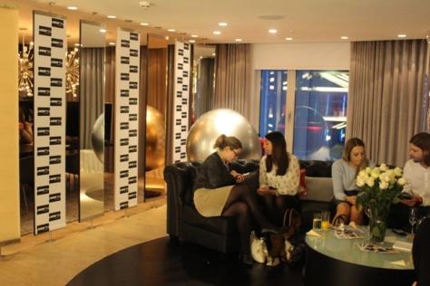 The W Hotel Penhtouse