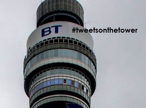 BT_Tower -tweets on the tower
