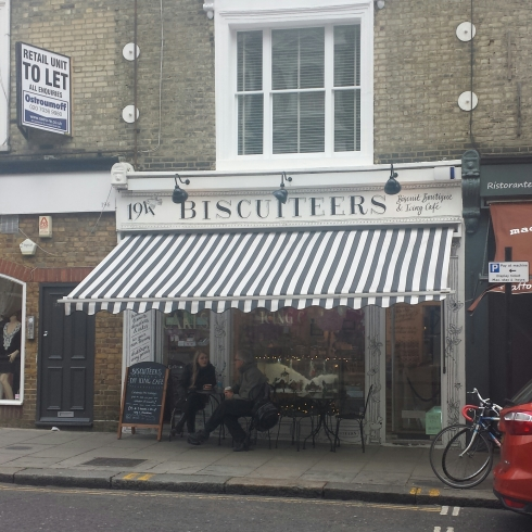 The Biscuiteers - Notting Hill