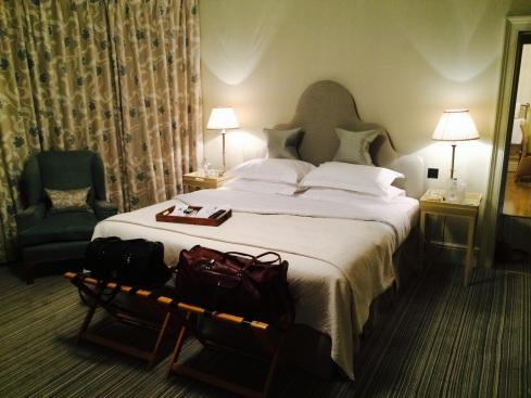 Cavendish Suite at The Bath Priory